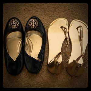 Shoes - BUNDLE! 2 pairs 9.5 shoes,  barely worn